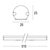 Linear 1 W