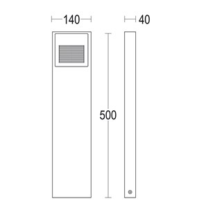 Verso Flat P 500