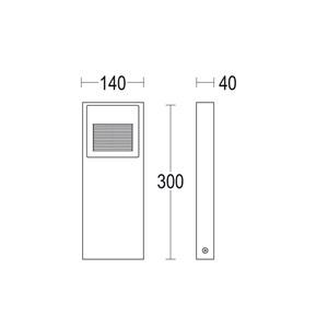 Verso Flat P 300
