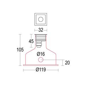 MicroSegno Flat 32