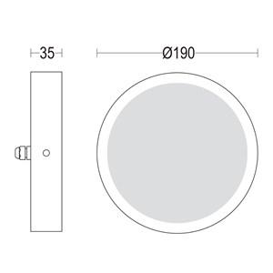 MaxiSpia Flat 190