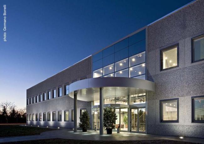 Geschäftszentrum