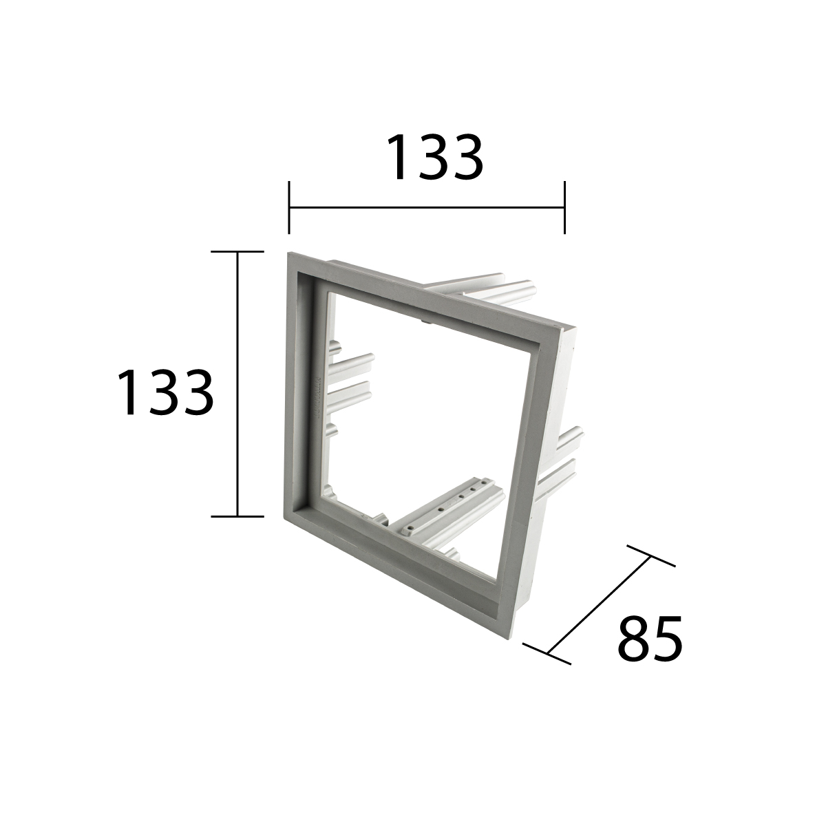 Accessory for installation Edge R SQ Frame