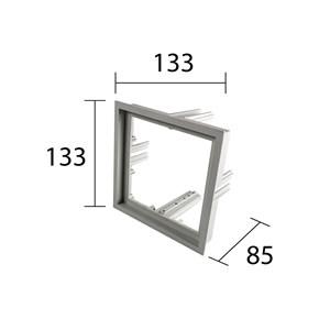 Acessório para instalação Edge R SQ Frame