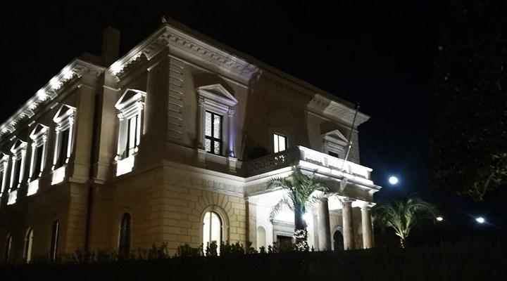 Villa histórica