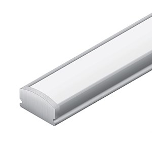Linear 0W Flat 16x7x1000